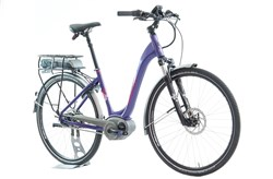 Product image for Raleigh Captus Hub Gear 8 Spd 700c Womens - Nearly New - 46cm - 2018 Electric Bike