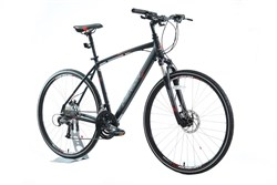 Product image for Merida Crossway 40-D - Nearly New - 52cm - 2017 Hybrid Bike