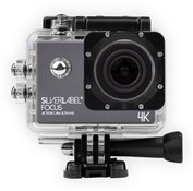 Product image for SilverLabel 4K Focus Action Camera