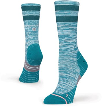 Image of Stance Uncommon Solid Run Crew Womens Socks AW17