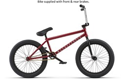 WeThePeople Crysis 2018 - BMX Bike