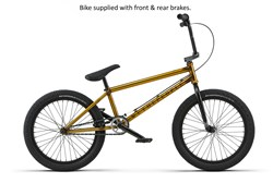 WeThePeople Volta 2018 - BMX Bike