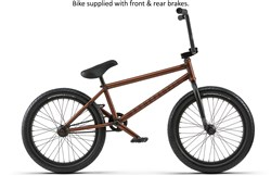 Product image for WeThePeople Zodiac LSD FC 2018 - BMX Bike