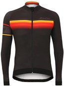 Product image for Santini Sleek Lombardia Aquazero Race Long Sleeve Jersey AW17