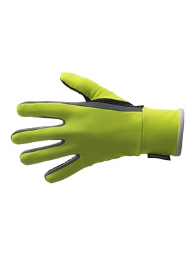 Santini Vega Aquazero Winter Long Finger Glove AW17