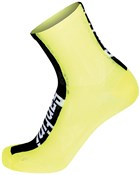 Product image for Santini Flag High Profile Coolmax Sock AW17