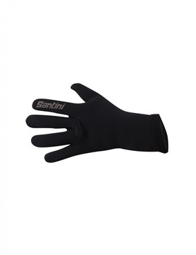 Santini Blast Neoprene Winter Long Finger Gloves AW17