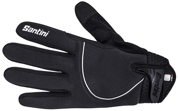 Santini Studio Airtech Thermal Long Finger Gloves AW17