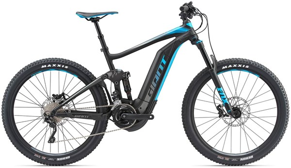 Giant Full E+ 1.5 Pro 2018 - Electric Mountain Bike