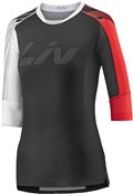 Product image for Liv Tangle 3/4 Sleeve Womens Off-Road Jersey AW17