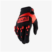 Product image for 100% Airmatic Youth Long Finger Cycling Gloves AW17
