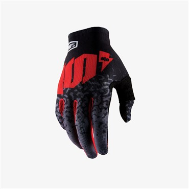100% Celium 2 Long Finger Cycling Gloves SS18