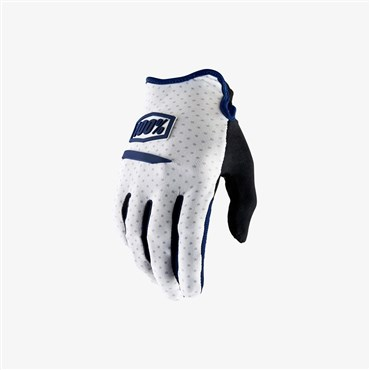 100% Ridecamp Long Finger Cycling Gloves SS18