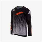 100% R-Core Supra Youth DH Long Sleeve Jersey AW17