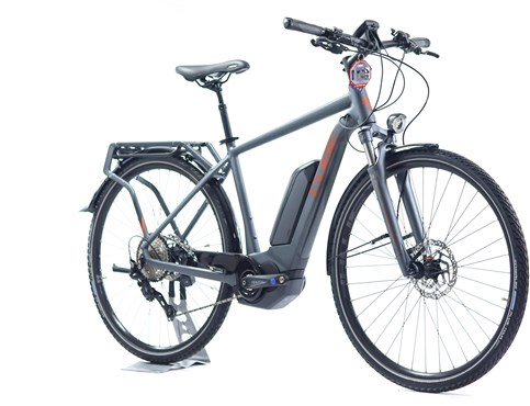 Cube Touring Hybrid Exc 500 - Nearly New - 50cm  - 2017 Hybrid Bike