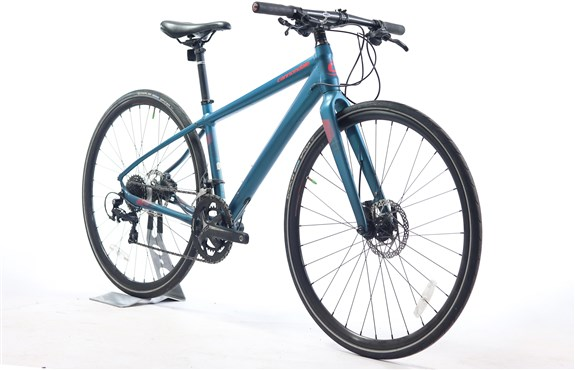 Cannondale Quick 1 Disc Womens - Nearly New - M - 2018 Hybrid Bike