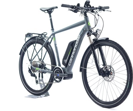 Cannondale Quick Neo Tourer - Nearly New - 55cm - 2018 Electric Bike