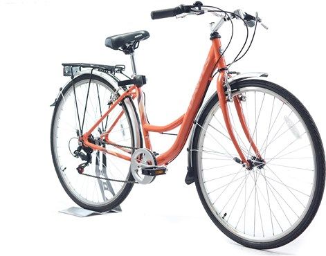 "Dawes Accona Womens 700c - Nearly New - 17"" - 2017 Hybrid Bike"