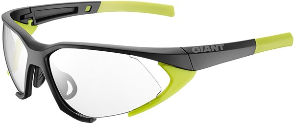 Giant Swoop Cycling Sunglasses - 3 Set Lens AW17