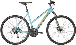 Bergamont Helix 5.0 Womens 2018 - Hybrid Sports Bike