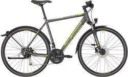 Bergamont Helix 6.0 EQ 2018 - Hybrid Sports Bike