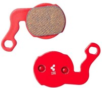 Cube Disc Brake Pads - Magura Louise Bat/Carbon