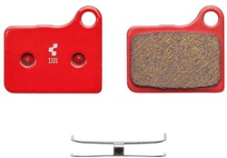 Product image for Cube Disc Brake Pads - Shimano Nexave/BR-M555