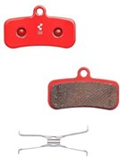 Cube Disc Brake Pads - Shimano New Saint