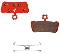 Cube Disc Brake Pads - Sram X0/X9/X7/Guide R