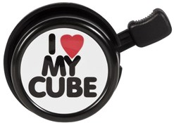 Product image for Cube Bell - I Love My Cube