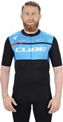 Product image for Cube Teamline Short Sleeve Jersey AW17