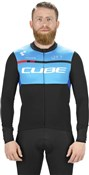 Product image for Cube Teamline Long Sleeve Jersey AW17