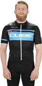 Cube Teamline Competition Short Sleeve Jersey AW17