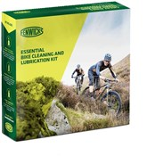 Fenwicks Essential Bike Cleaning and Lubrcation Kit