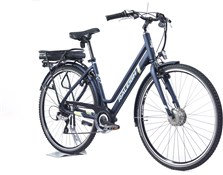 Product image for Raleigh Array E-Motion Low Step 700c Womens - NN - M - Nearly New - 2017 Electric Bike