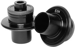 Product image for Stans No Tubes Neo End Caps Front QR