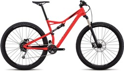 Product image for Specialized Camber 29er Mountain Bike 2018 - Trail Full Suspension MTB