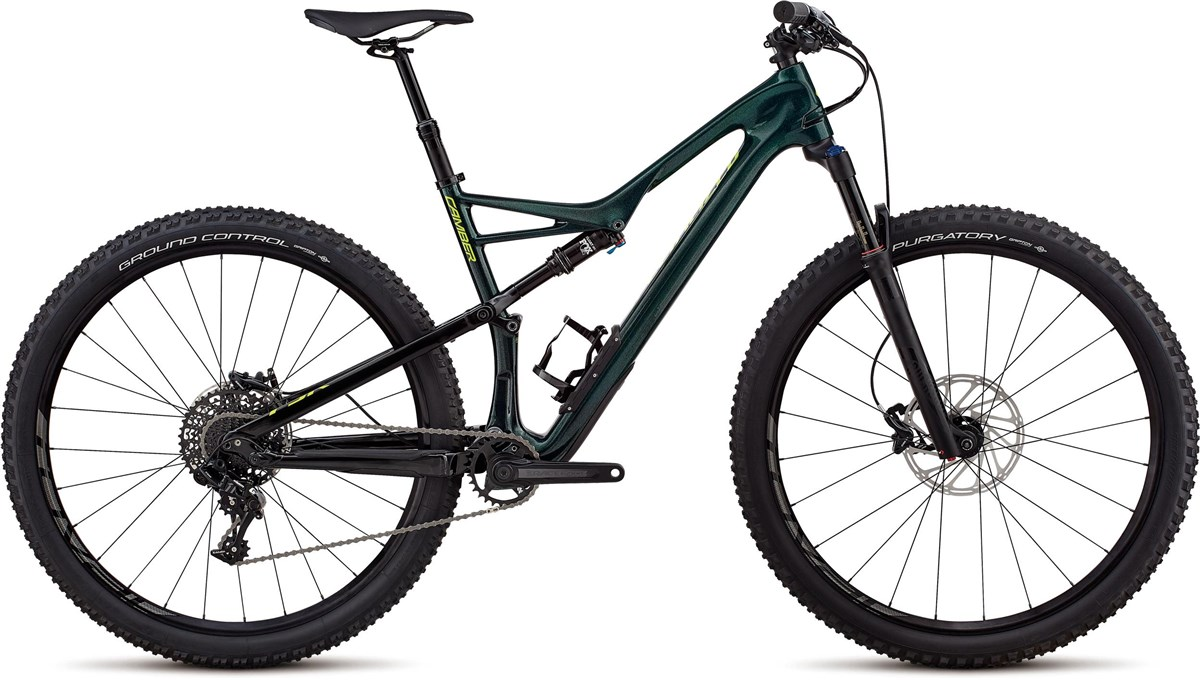 Specialized Camber Comp Carbon 650b