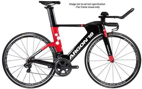 Argon 18 E-119 Tri 8050 2018 - Triathlon Bike
