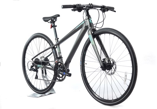 Cannondale Quick 3 Disc Womens - Nearly New - S - 2018 Hybrid Bike