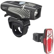 Product image for NiteRider Lumina 900 Boost / Sabre 80 USB Rechargeable Lightset