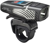 Product image for NiteRider Lumina OLED 1100 Boost USB Rechargeable Front Light