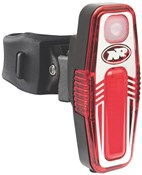 Product image for NiteRider Sabre 80 USB Rechargeable Rear Light