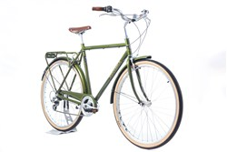 Product image for Ridgeback Tradition Mens - Nearly New - 2018 Hybrid Bike