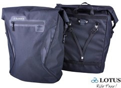 Product image for Lotus Explorer Rear Pannier Bags