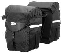 Product image for Lotus SH-309L CVR Commuter Double Rear Pannier Bags