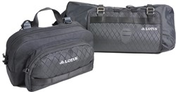 Product image for Lotus Tough Series TH7-6410 Handlebar Bag & Dry Bag