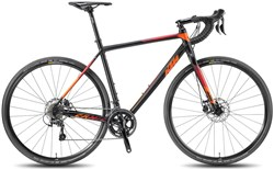 KTM Canic CXA 2018 - Cyclocross Bike