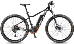 KTM Macina Action 292 29er 2018 - Electric Mountain Bike
