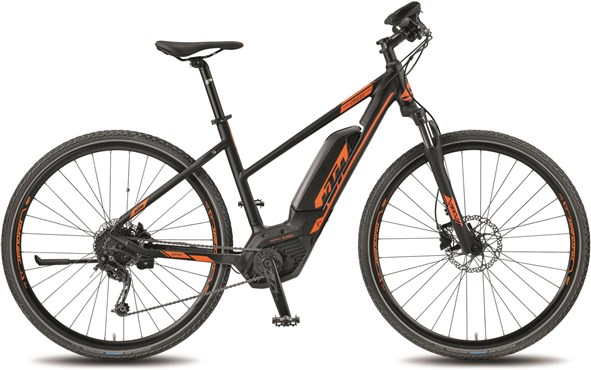 KTM Macina Cross CX4 Womens 2018 - Electric Hybrid Bike